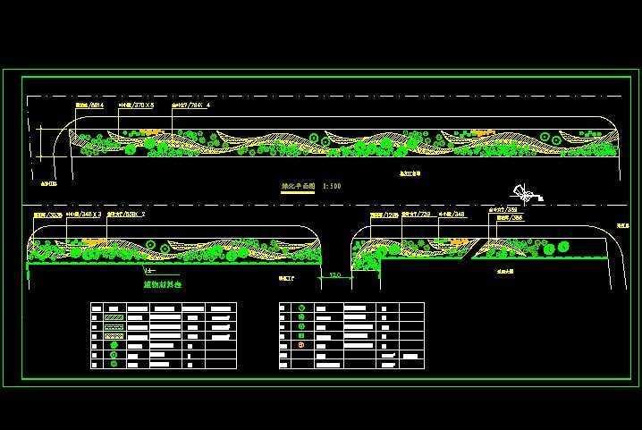 道路绿化免费下载 - 景观规划设计 - 土木工程网