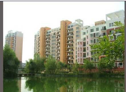 沿海武汉丽水佳园小区规划图