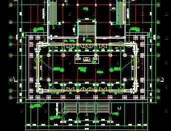 某古建寺庙规划设计图