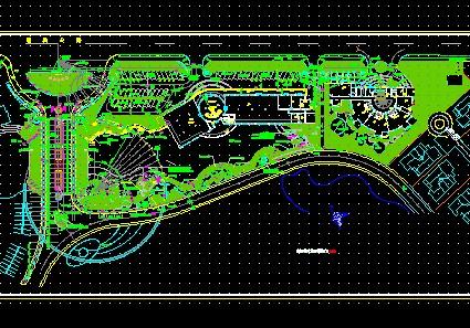 中国景观规划设计年鉴2011:公园,旅游区
