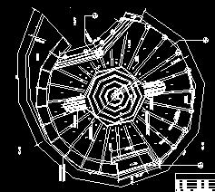 广场景观规划全套设计图纸