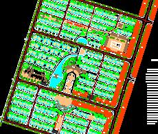 新农村建设景观规划设计图纸