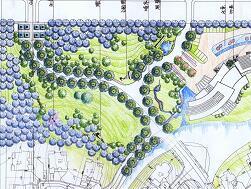 别墅入口区及庭院景观设计方案文本