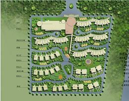别墅区景观设计方案文本