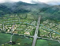 180公顷住宅区规划设计方案文本
