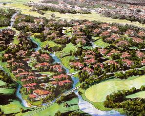 11.4公顷别墅区景观设计方案文本