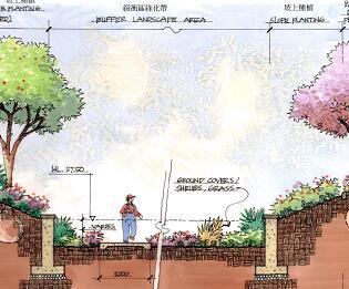 别墅全套景观设计方案文本