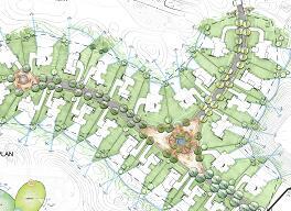 六号地块别墅景观设计及建筑设计图纸