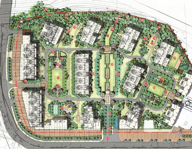 某社区景观深化方案设计