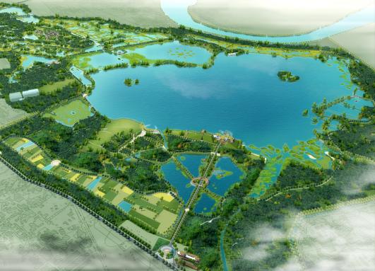 城市湿地公园规划设计方案