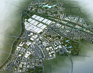 环保科技园片片城市初步设计方案文本