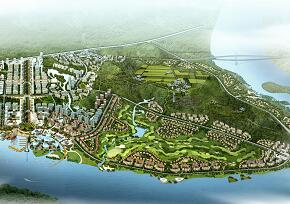 某城区控制性详细规划及核心地段概念性城市设计方案文本