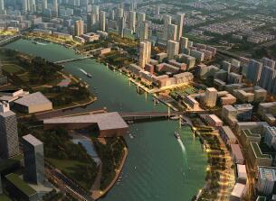 某城市新区总体规划设计方案文本