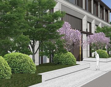 某住宅区景观深化设计方案文本