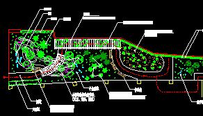 生物廊建设平面设计图
