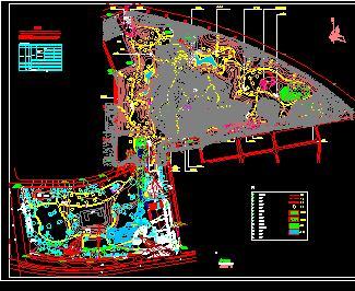 66公顷园博园展馆室外环境规划澳门威利斯赌场图纸