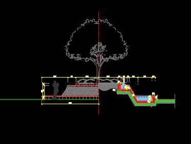 景观设计细部详图