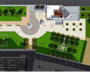 某纪念园规划设计方案文本(jpg)