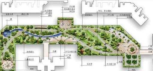 屋顶花园景观设计效果图免费下载 - 园林景观效果图