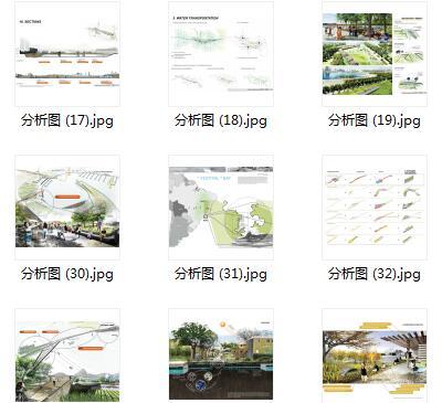 园林景观类分析彩图集锦(jpg)