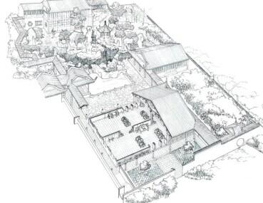 中国古典园林设计图纸