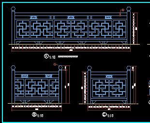古建楼梯建筑设计详图