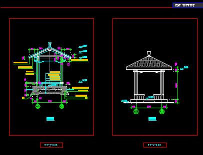 园林建筑与小品设计详图