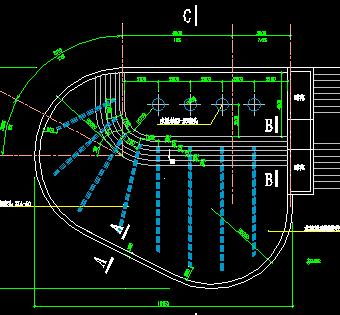 广场喷水池设计图