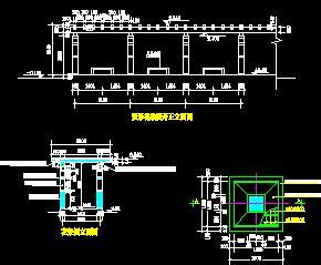 5种景观廊架施工详图