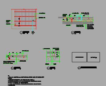木平台通用做法节点详图