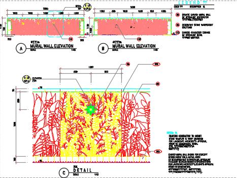 园林景观跌水喷泉设计详图(含叠水、旱喷、水幕、瀑布、水帘)