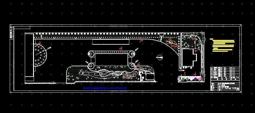 海关集装箱检验中心规划设计图