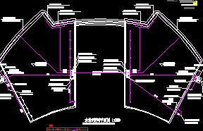 某广场喷泉建设施工图