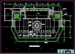 舞台施工图 效果图