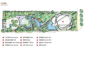 某创业产业园景观提质全套施工图纸