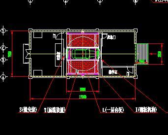 智能化立体车库电气设计图纸