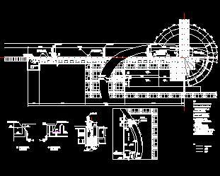 某广场灌溉系统设计图纸