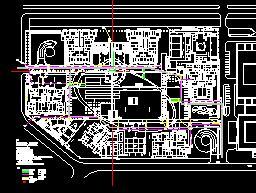 住宅小区室外给排水规划设计图纸