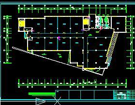 建筑消防工程预算书(含图纸)