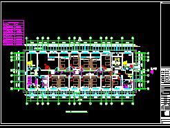 五层福利院综合楼多联机空调系统采购及安装工程清单计价表(含图纸)