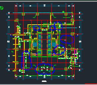 三十五层高档城市综合体项目总承包工程招标文件(含施工图)