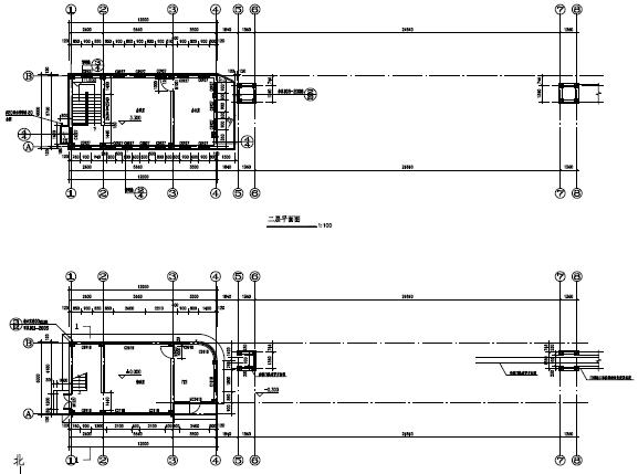 141平方二层框架传达室招标文件