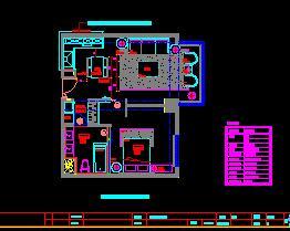 十九层酒店公寓楼装修工程招标文件(含图纸及预算清单)