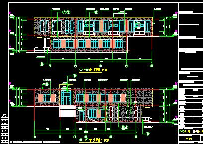 某气象指标站土建及安装工程招标、投标文件(图纸及清单全套)