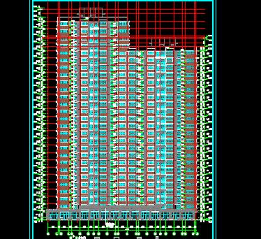 17万平方米住宅小区香港六合开奖直播安装工程预算书(含图纸)