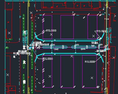 道路改扩建工程投资估算及经济效益分析实例(全套CAD图纸)