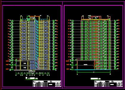 住宅楼及配套用房建筑安装工程预算书(含全套图纸)