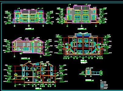 产业园区建筑工程结算书(附全套图纸)