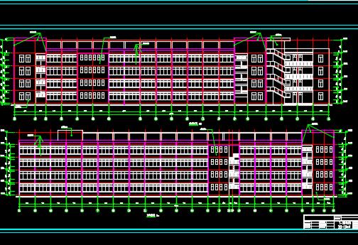 小学综合教学楼建筑工程预算书(含图纸、工程量计算)