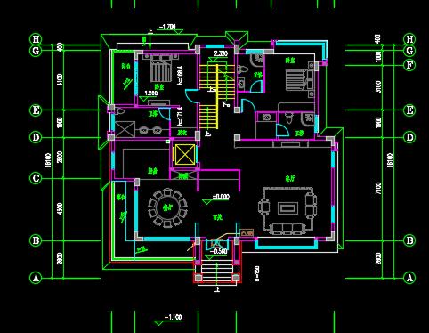 某联排别墅电力及防雷工程量清单预算